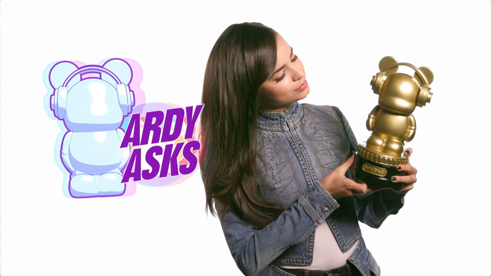 Ardy Asks: Sofia Carson - RDMA 2016