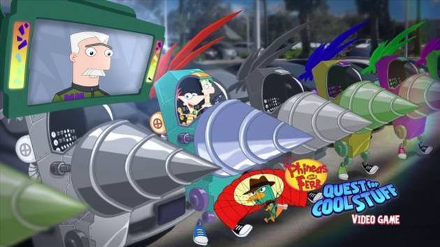 Phineas and Ferb's Quest for Cool Stuff Official Trailer