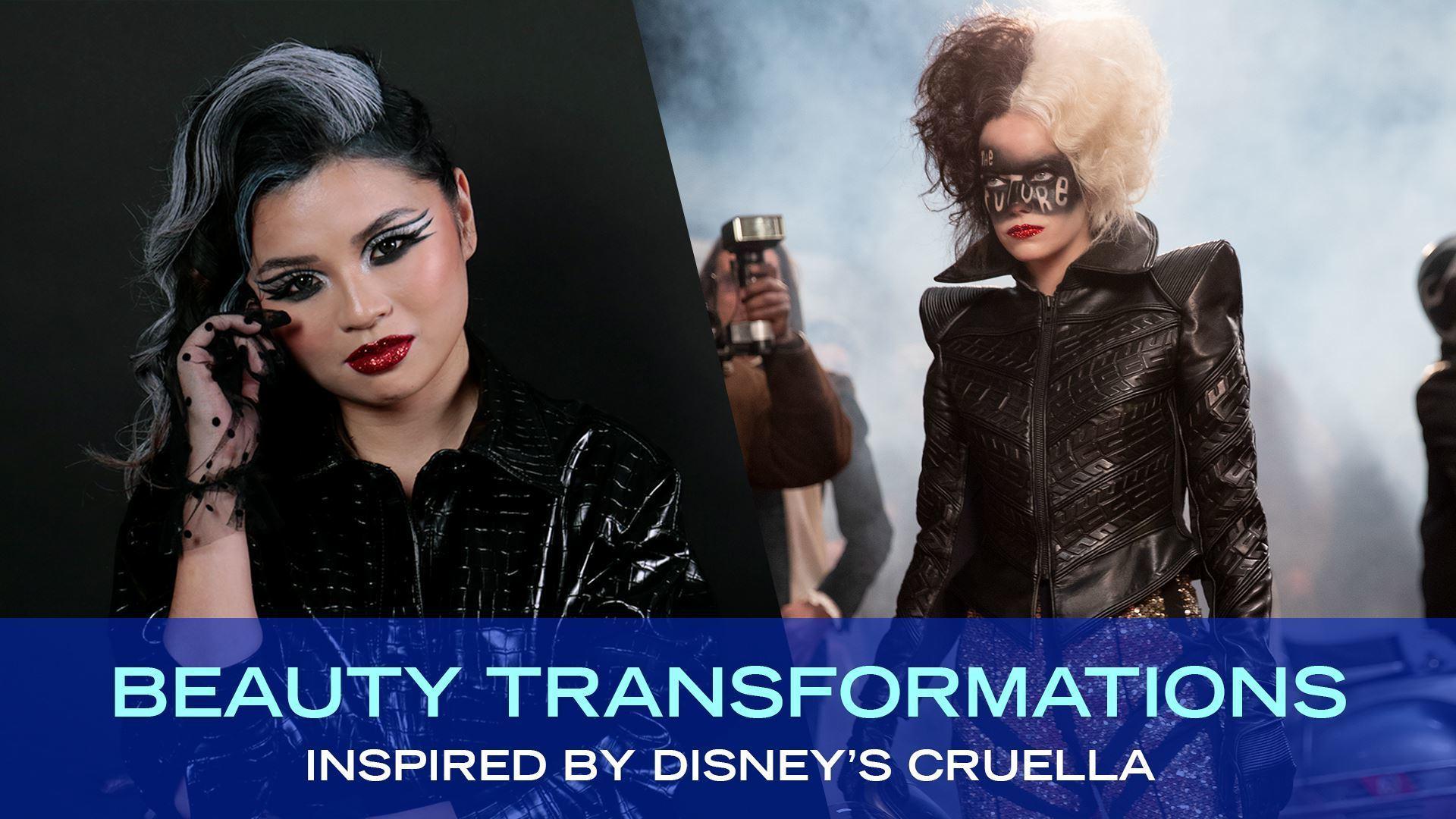 Transformations Inspired By Disney's Cruella | Disney Style