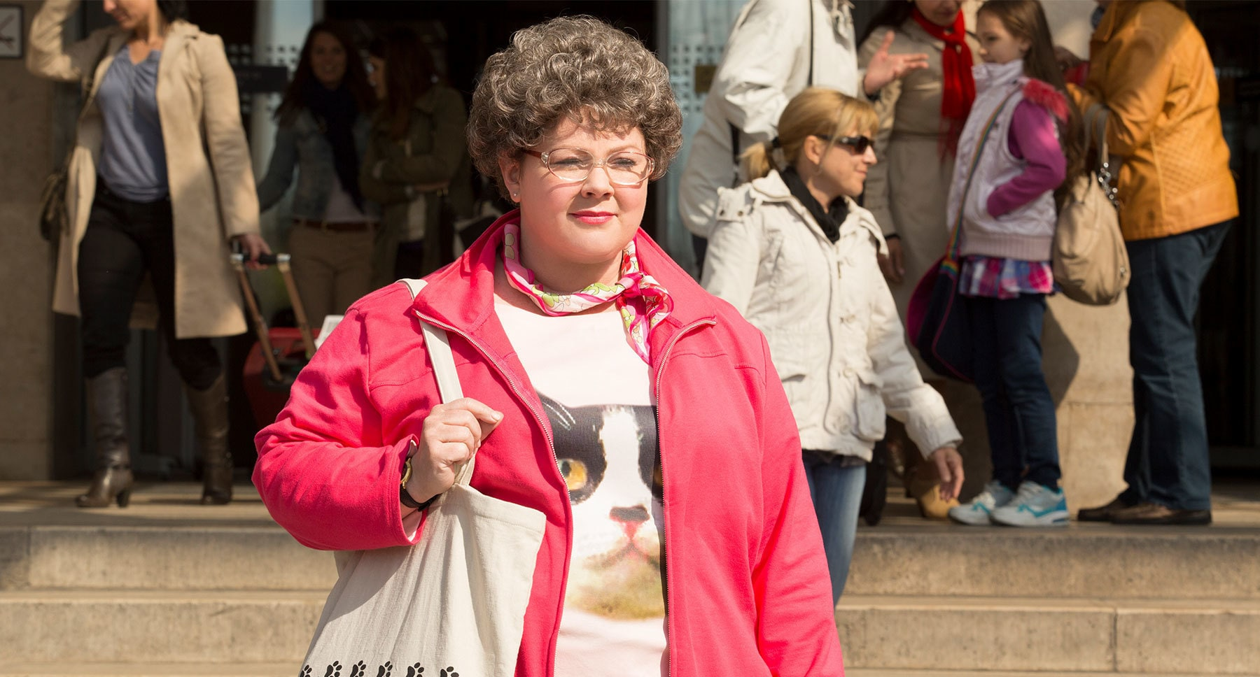 "Melissa McCarthy as Susan Cooper in ""Spy"""