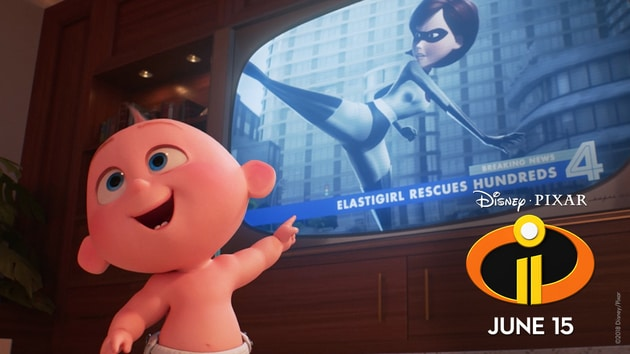 Incredibles 2 | Suit Up Extended Sneak Peak