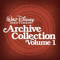 Walt Disney Records Archive Collection Vol. 1