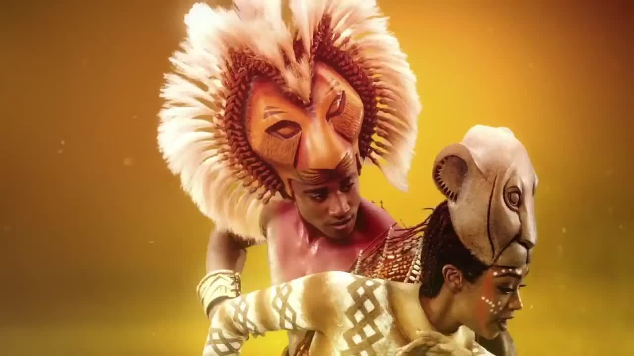 THE LION KING - Feel The Joy