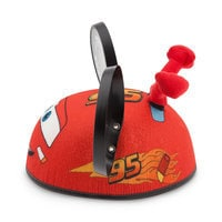 Image of Lightning McQueen Ear Hat for Kids # 2