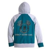 Mickey Mouse Raglan Hoodie for Boys - Disney Cruise Line