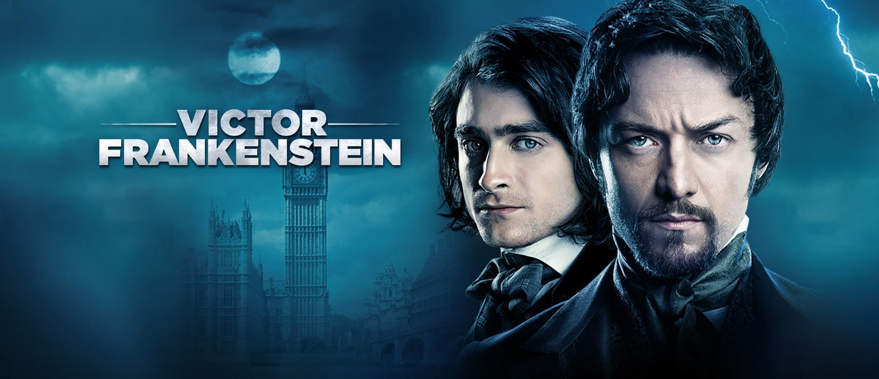 Victor Frankenstein Hero
