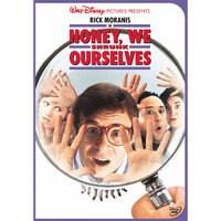 Honey We Shrunk Ourselves DVD