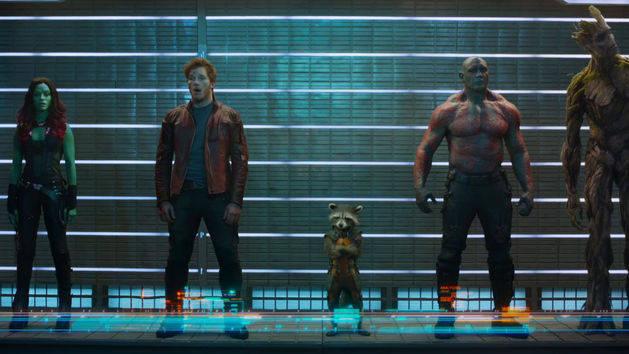 Adelanto - Guardianes de la Galaxia