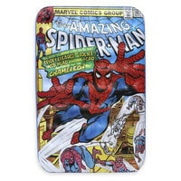 Spider-Man Marvel Comic Book Float