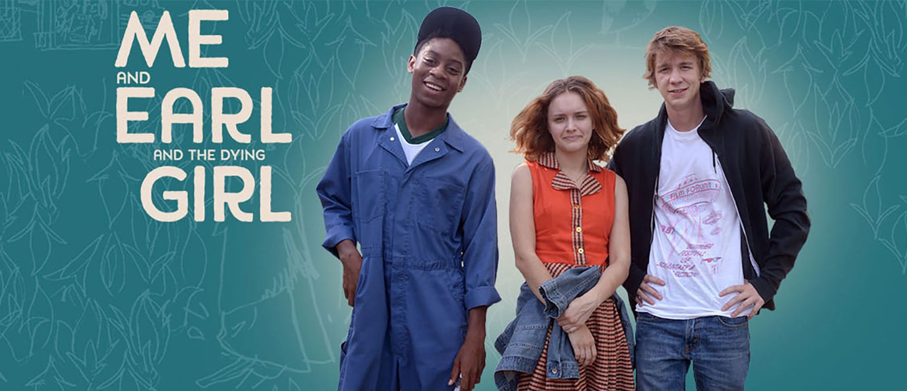 Me and Earl and the Dying Girl Hero