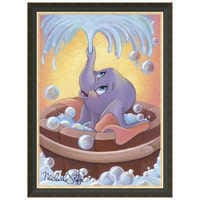 Image of ''Dumbo in Bubbles'' Giclée by Michelle St.Laurent # 7