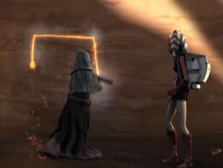 The catacombs of Geonosis