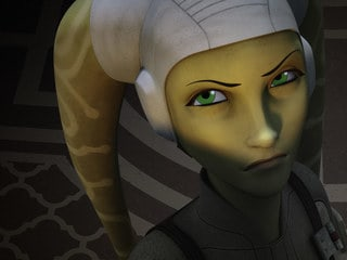 """This Is the Ultimate Showdown"": Vanessa Marshall Talks Hera and Star Wars Rebels Season Three"