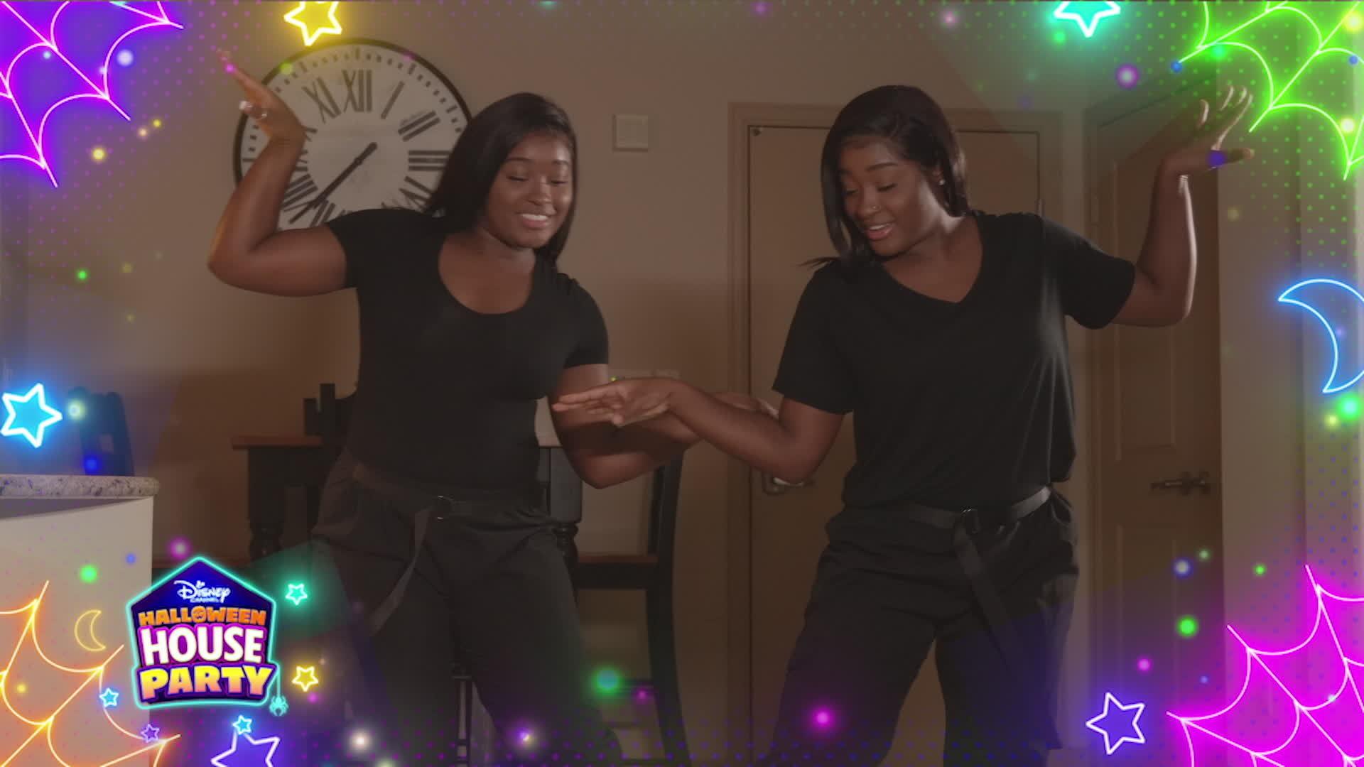 Halloween House Party Dance Tutorial