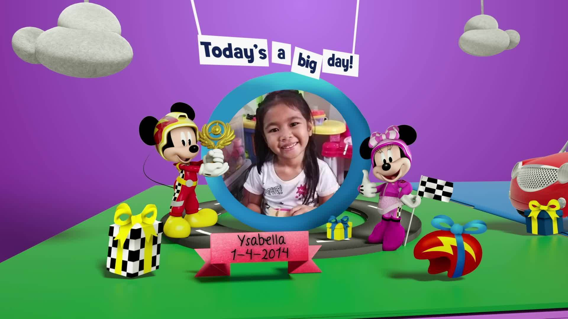 Disney Junior Birthday Book 2021 April Album 11