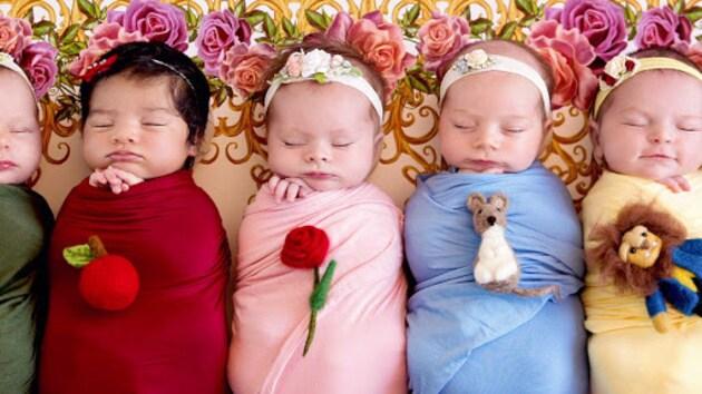 Disney Baby Princess Photo Shoot Babble News Disney Video