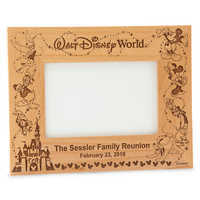 Image of Walt Disney World Cinderella Castle Frame by Arribas - Personalizable # 2