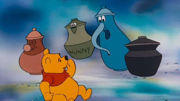 Beware - Clip - The Many Adventures of Winnie the Pooh
