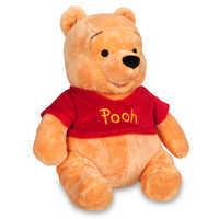 Image of Winnie the Pooh Plush - Medium - 14'' # 1