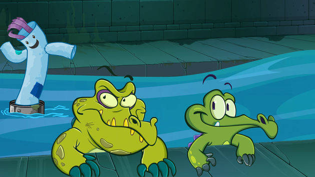 Episode 6: Out to Dry | Swampy's Underground Adventures