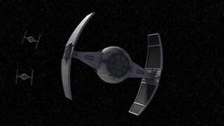 Inquisitor's TIE Advanced Prototype