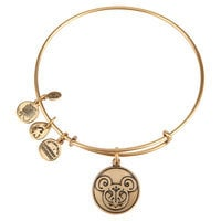 Image of Mickey Mouse Filigree Bangle by Alex and Ani # 2