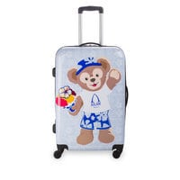 Duffy and ShellieMay Rolling Luggage - Aulani, A Disney Resort & Spa - 26''