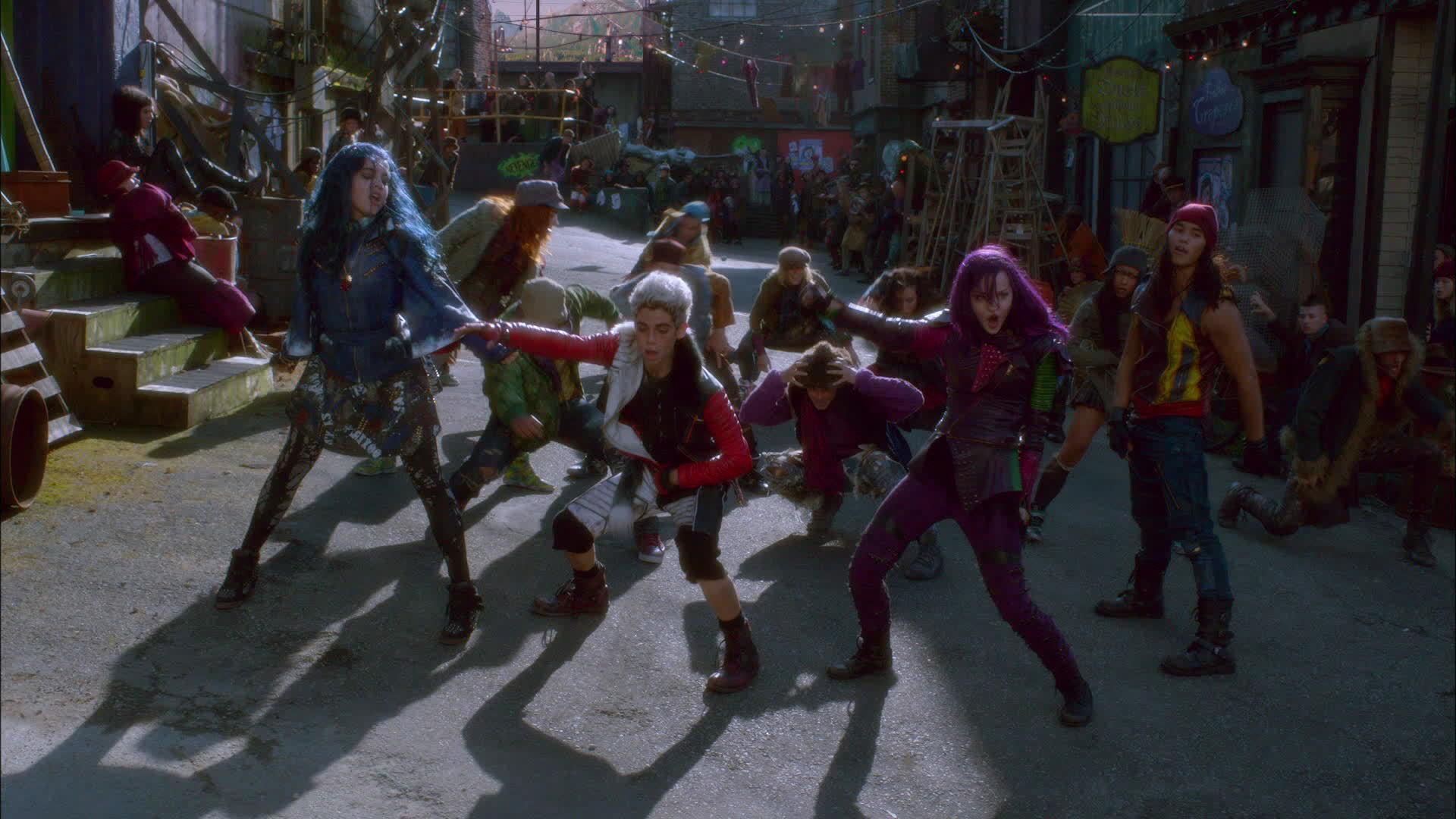 "Descendants Cast - Rotten to the Core (From ""Descendants"")"