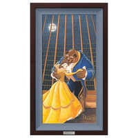 Image of ''A Beautiful Dance'' Giclée on Canvas by Michelle St.Laurent - Limited Edition # 1