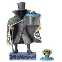 Image of Hatbox Ghost Figure by Jim Shore # 4