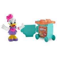 Image of Flight Attendant Daisy Duck Action Figure - Minnie's Happy Helpers # 1