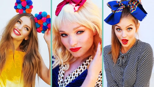 Rock the Dots Behind The Scenes of our Minnie Style Look Book   Disney Style