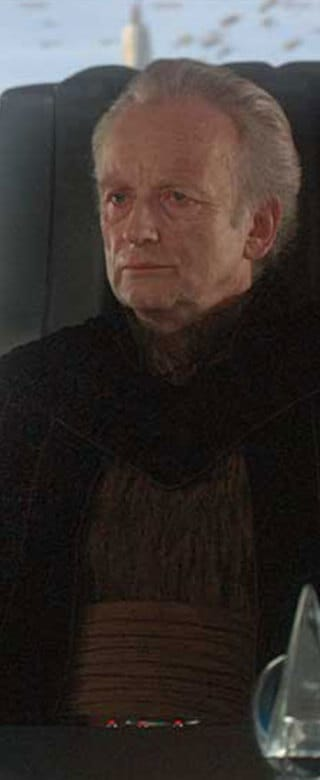Palpatine Biography Gallery