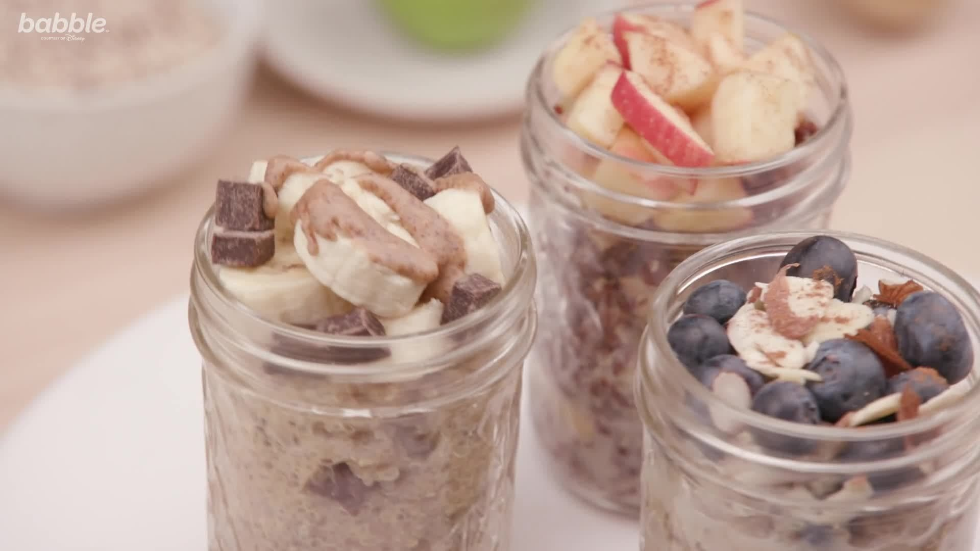 Overnight Quinoa: 3 Ways | Babble Eats