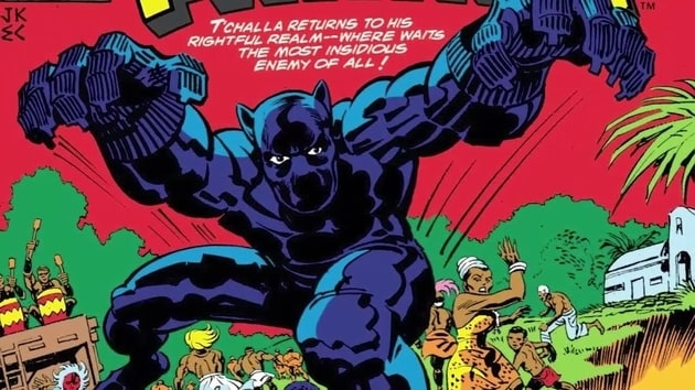 Marvel Studios' Black Panther - Page to Screen Featurette