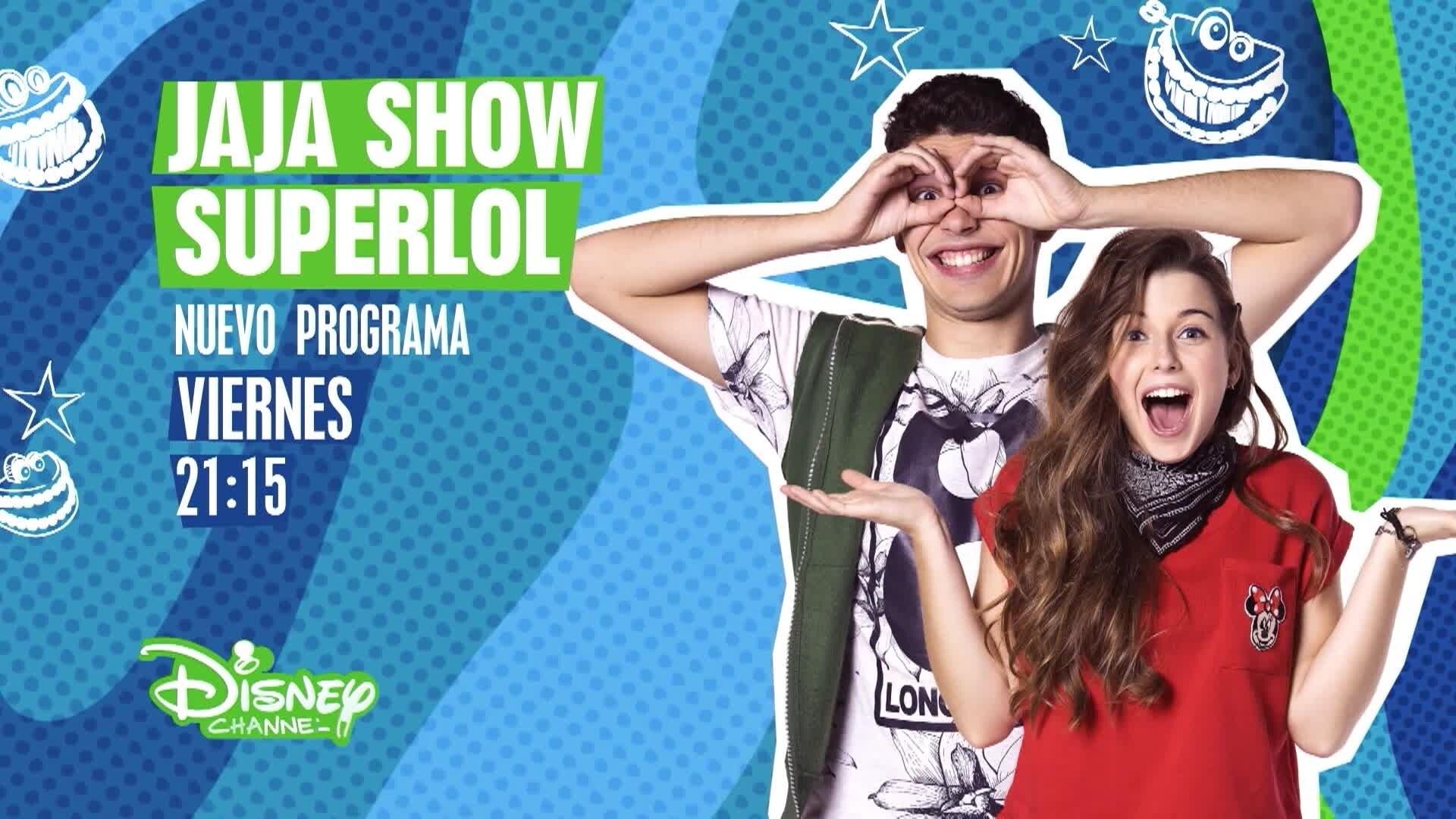 JaJa Show: Super LOL, nuevos programas