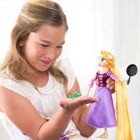 Image of Rapunzel Adventure Doll - Tangled The Series - 10'' # 3