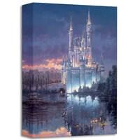 Cinderella ''Royal Reflection'' Giclée by Rodel Gonzalez