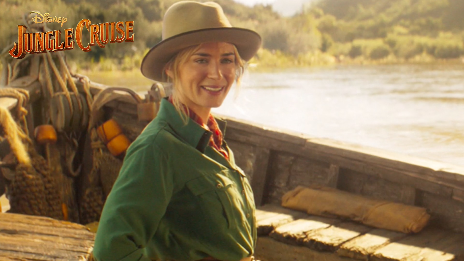 Arrow | Disney's Jungle Cruise | Experience it July 30