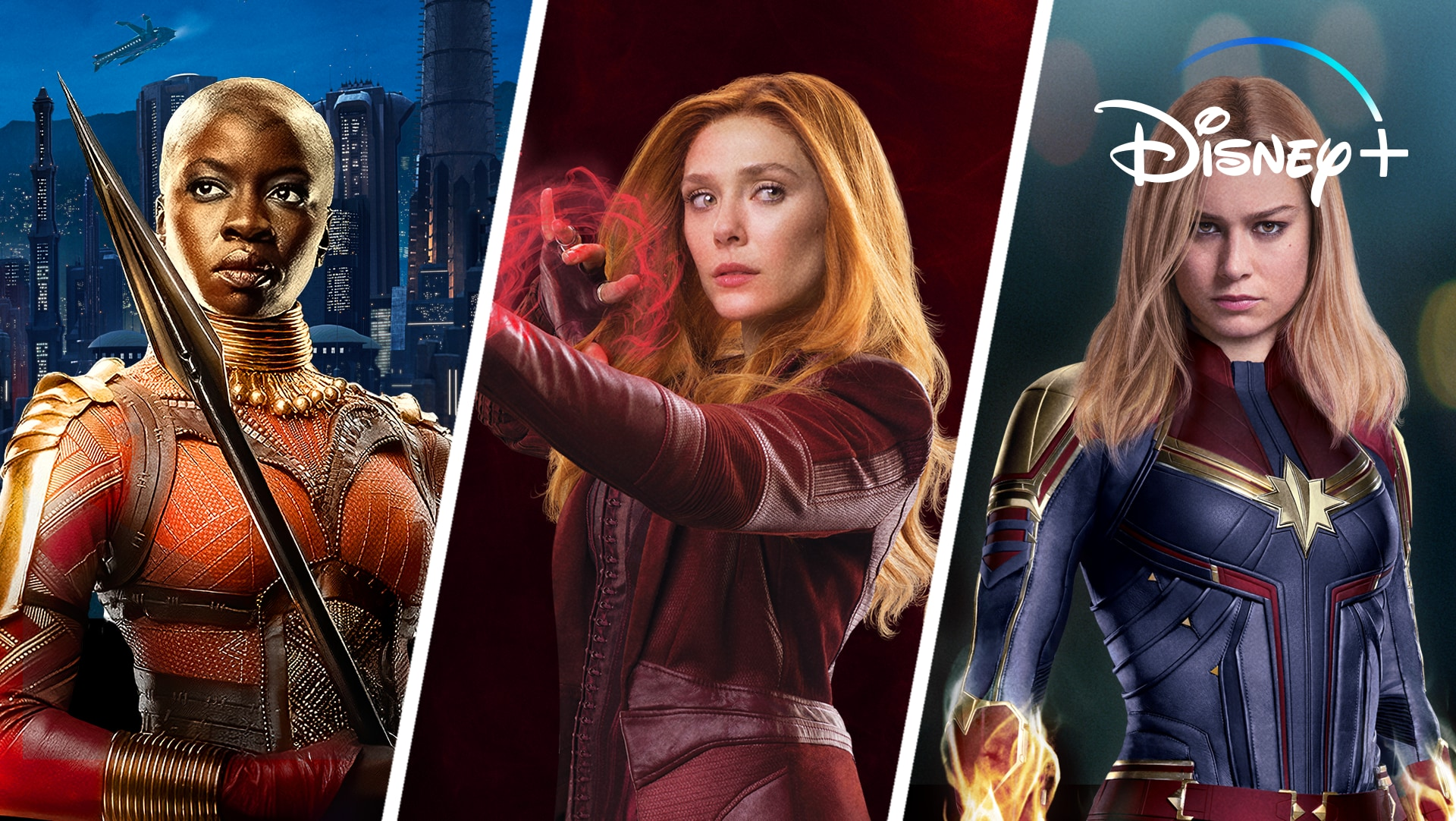 The Heroes of Marvel | Disney+