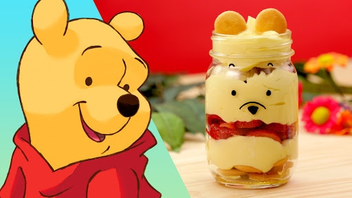 Winnie the Pooh Hunny Parfait | DisneyWeekend