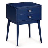 Mickey Mouse Carolwood Night Table by Ethan Allen