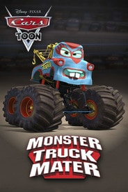 Cars Toon: Monster Truck Mater