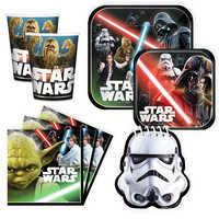 Image of Star Wars Disney Party Collection # 1