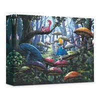 ''a Smile You Can Trust'' Giclée On Canvas By Rodel Gonzalez by Disney
