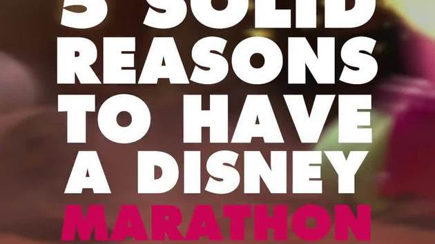 5 Solid Reasons to have a Disney Marathon