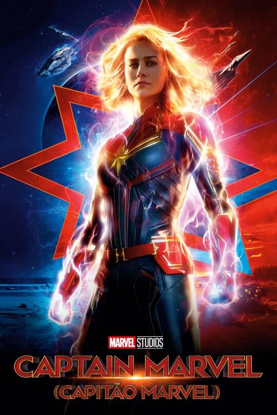 Captain Marvel (Capitão Marvel)