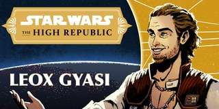 Leox Gyasi | Characters of Star Wars: the High Republic