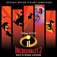 Incredibles 2: Soundtrack