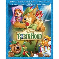 Image of Robin Hood Blu-ray and DVD Combo Pack # 1
